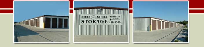 South Street Storage Pictures